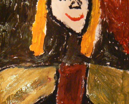 Kroužek malování pro děti