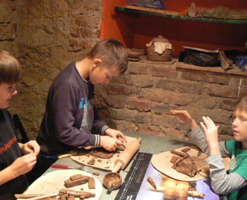 Malování, kreslení, kermika pro děti