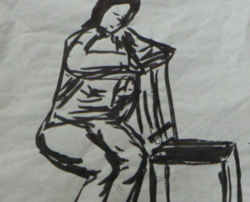 Kurz kresby Praha