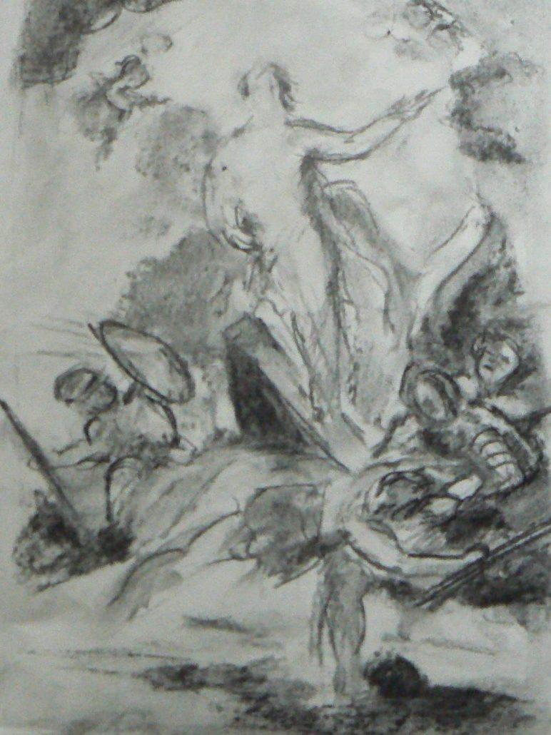Kurz Kresleni Praha Atelier Sum