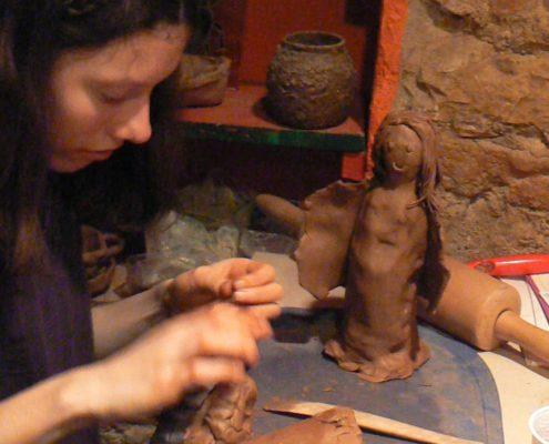 kroužek keramiky Praha