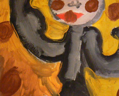 Kroužek malování pro děti Praha - 5 let