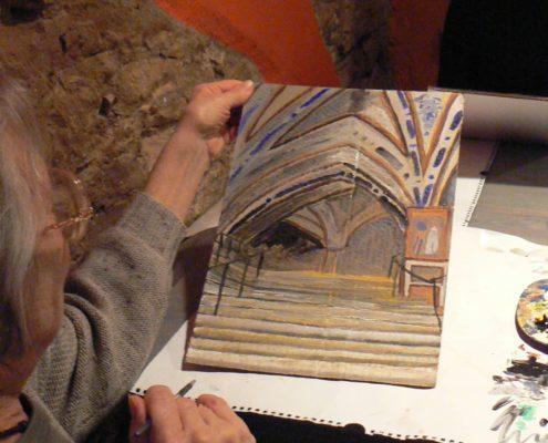 malování pro seniory