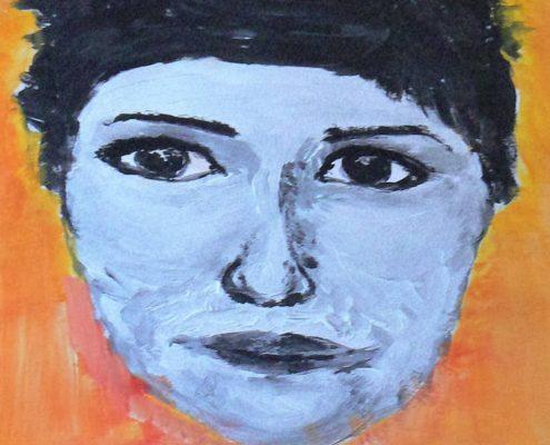 Kurz malování pro dospělé Praha - malování temperou