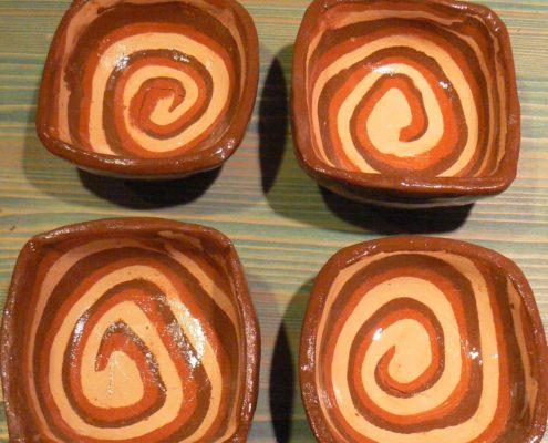 Keramika pro dospělé Praha 1 - Nugátová výtvarná technika