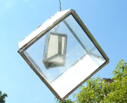 Kurz Tiffany vitráže pro dospělé Praha - začátečníci a mírně pokročilí - čiré sklo