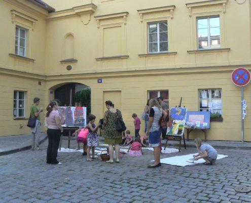 Ateliér ŠUM kurzy Praha 1