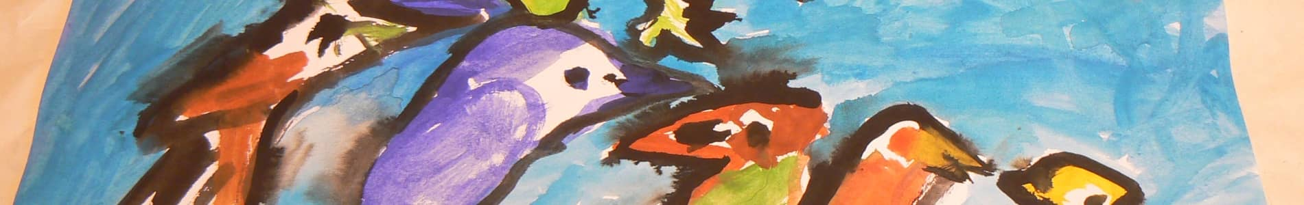 kresba malba keramika děti 2