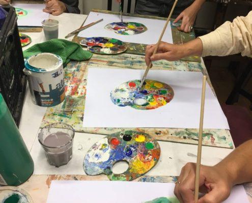 jak namalovat