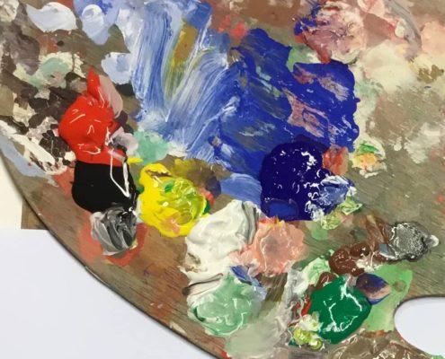 jak se naučit malovat