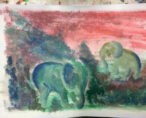 kurz malování Praha 1