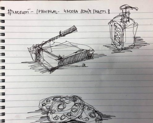 kurz kreslení Ateliér ŠUM
