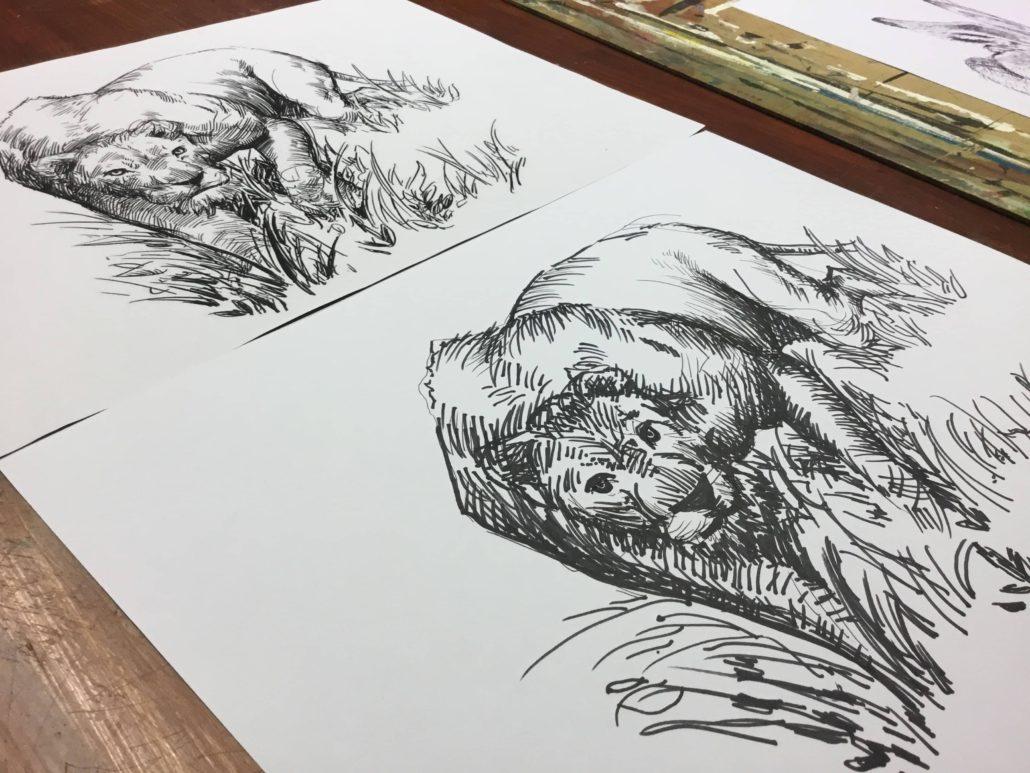 Jak Se Naucit Kreslit A Jak Pri Tom Najit Sve Silove Zvire