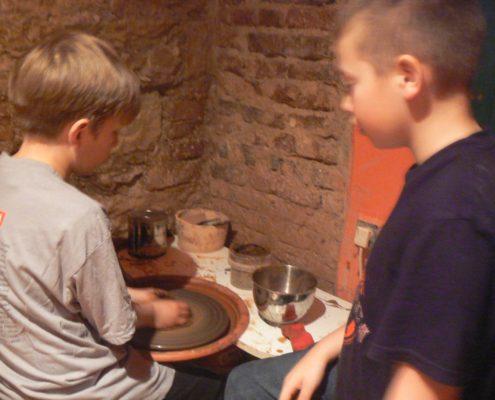 kroužek keramiky Ateliér ŠUM