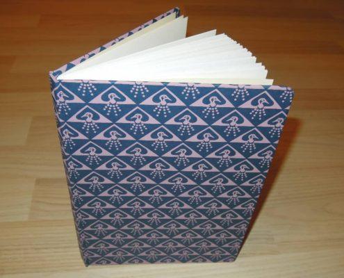 vánoční dárek ruční vazba knih Ateliér ŠUM