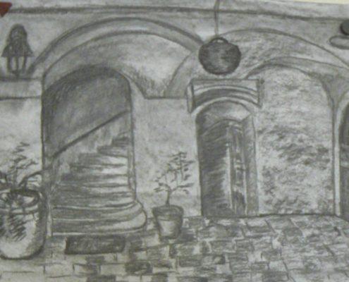 kurz kreslení a malování Ateliér ŠUM