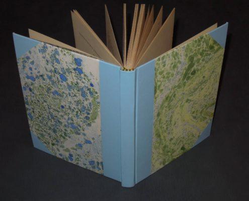 kurz ruční knižní vazby Ateliér ŠUM