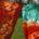 batika na hedvábí Ateliér ŠUM