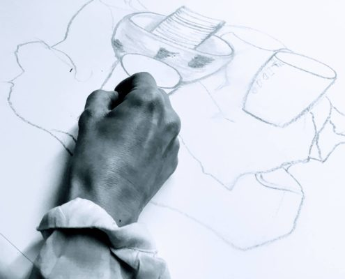 výtvarné kurzy Atliérr ŠUM