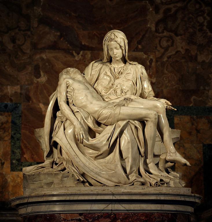 Dějiny umění michelangelo