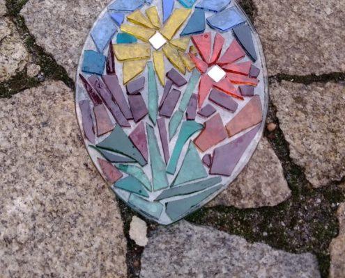 Mozaika Ateliér ŠUM kurz