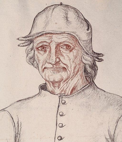 Bosch autoportrét