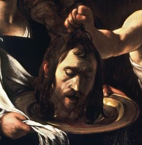 autoportrér Caravaggio