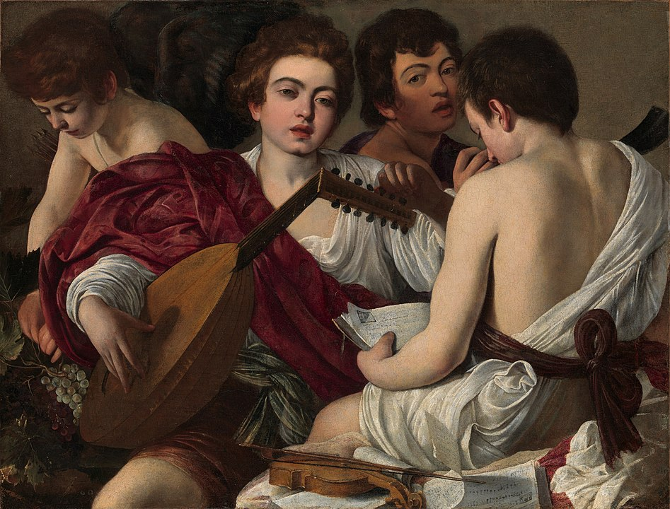 Muzicírující chapcii