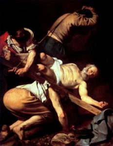 Ukřižování svatého Petra