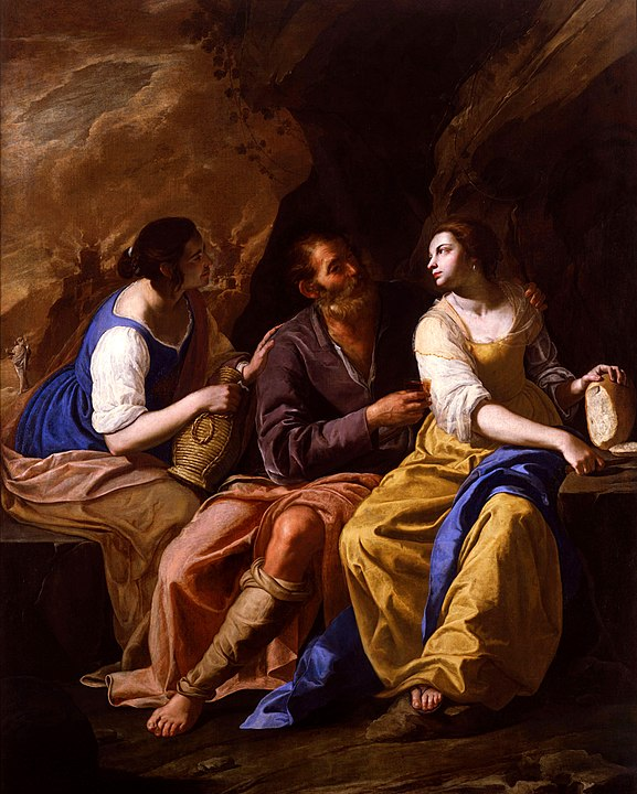 Lot a jeho dcery: