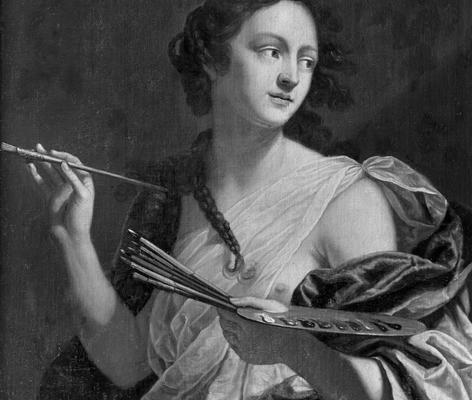 Artemisia autoportrét